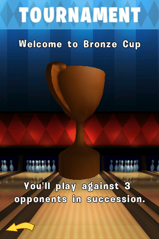 Screenshot I-play 3D Bowling